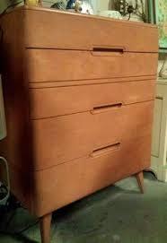 Heywood Wakefield Dresser Styles by Ernest Herrmann Heywood Wakefield Kohinoor M146 Asymmetrical