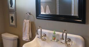 Double Faucet Trough Sink Vanity by Sink Design Ideas Bathroom Small White Trough Sink Two Faucets