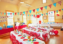 Image Of Kids Birthday Party Decoration Ideas At Home