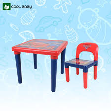 Cool Baby Character Table And Chairs