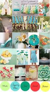 Coral Color Decorations For Wedding 47 best wedding colors images on pinterest wedding dream