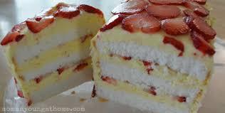 easy no bake dessert recipes easy no bake dessert strawberry creme cake