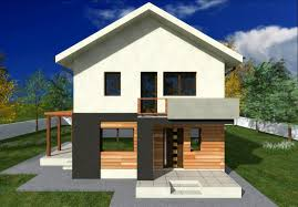 Simple Single Level House Placement by Two Story House Pictures Home Design