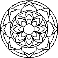 Mandala Coloring Page Free Spectacular Pages Printable