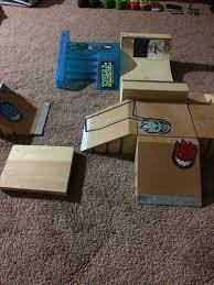 Cheap Wooden Tech Decks by Tech Deck Fingerboard Skatepark Ramps With Over 15 Tech Deck