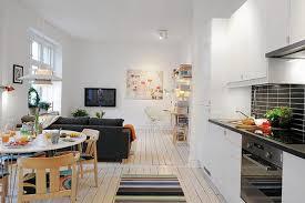 Small Apartment Interior Design Home Kitchen