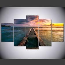 5 panel moderne toskana hd kunstdruck leinwand kunst wand gerahmte gemälde für wohnzimmer wand bild kn 393