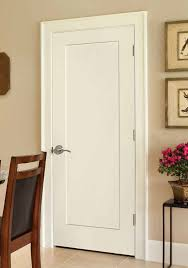 Decorating Cool Masonite Doors With Interior Paint Color Also