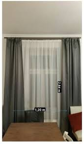hochwertige gardinen für altbau 6 fenster in 54290 trier