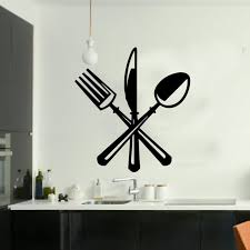Wooden Fork Spoon Knife Wall Decor by Fork And Spoon Wall Art Diy Easy Framed Kitchen Spoon Wall Art
