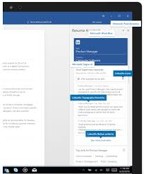 Resume Assistant: The Collaboration Between Microsoft And ... How To Download Resumecv From Lkedin Resume Worded Free Instant Feedback On Your Resume And To Upload Your Linkedin In 2019 Easy With Do I Addsource Candidates Lever Using Create Cv Build A Much More Eaging Eye Generate Cv Get Lkedins Pdf Version Everything You Need Know About Apply Microsoft Ingrates Word Help Write Add Hyperlink Overleaf Stack Overflow Simple Ways Download 8 Steps