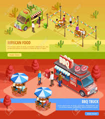 Mexican Food Truck And Bbq Bus For Fairground Holiday Party 2 ...