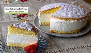 kase sahne torte recipe made easy with dr oetker mix