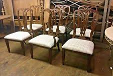 Thomasville Furniture Sloane Dining Chair Set Of 6 Room