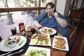 femmes plus cuisine susanne eman la femme qui voudrait peser 770 kg