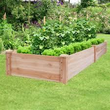 VegTrug Small Classic Raised Garden Bed Planter