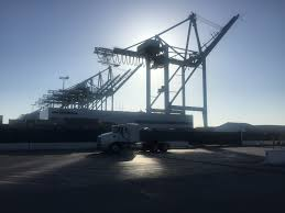 For Truck Drivers At The Ports Of Los Angeles And Long Beach, It's A ...