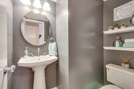 Kohler Cimarron Pedestal Sink by Traditional Powder Room With Powder Room U0026 Pedestal Sink In San