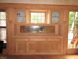 Home Decor Built In Dining Room Cabinets Living Interior Furniture