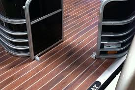 Marine Grade Vinyl Flooring Canada by Aquatread Marine Deck Covering Gallery Better Life Technology Llc