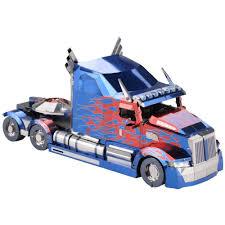 MU Optimus Prime Truck 3D Metal Puzzle Kits - ToyMelee