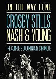 Amazon Crosby Stills Nash & Young The Way Home 2 DISC