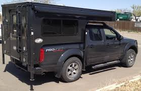 Awesome Truck Bed Camper Shells Model