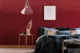 wandfarben in rot kolorat farben bestellen
