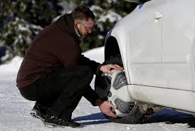 Czech Inventor Gives Snow Chains A Modern Makeover | Reuters