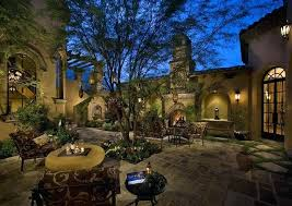 Spectacular Luxury Small Homes by Courtyard Backyard Design Ideas Small Outdoor Courtyard Designs 41
