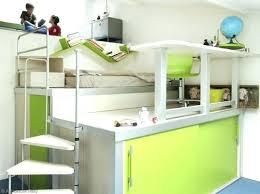 chambre mezzanine enfant lit superpose pour ado enfant superpos secret de chambre