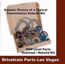 Dodge NP535 NV2500 5 Speed Manual Transmission Rebuild Kit
