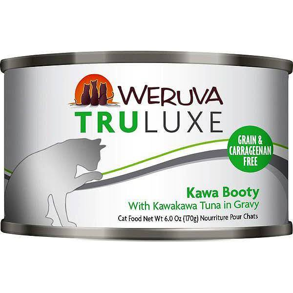 Weruva TRULUXE Canned Cat Food - Kawa Booty 6.0 oz