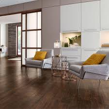 Tigerwood Hardwood Flooring Home Depot by Pergo Outlast Java Scraped Oak 10 Mm Thick X 6 1 8 In Wide X 47