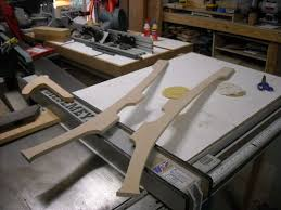 Sam Maloof Rocking Chair Video by Sam Maloof Inspired Rocking Chair 1 Part 1 My Most Complicated