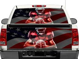 100 Truck Tailgate Decals Product Atlanta Falcons NFL Football Sports Rear Window OR Tailgate