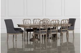 Display Product Reviews For KIT CAIRA 9 PIECE EXTENSION DINING SET W DIAMOND BACK