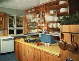 Kitchens Of The 1950s KitchenRetro Kitchen DecorVintage