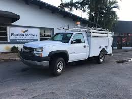USED 2005 CHEVROLET SILVERADO SERVICE - UTILITY TRUCK FOR SALE IN FL ... Service Utility Trucks For Sale Used Trucks Inventory Isuzu Chevy Saint Petersburg Fl Tsi Truck Sales Walts Live Oak Ford Vehicles For Sale In 32060 F250 Utility Service For Sale Mechanic In Tampa 2008 F150 97337 A Express Auto Inc New And Commercial Dealer Lynch Center 2004 Super Duty F350 Drw Lariat 4x4 Stuart Parts Repair