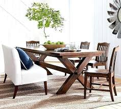 Pottery Barn Kitchen Tables Shocking Table Decor