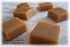 glucose cuisine ou en trouver caramels mous au beurre salé carnet gourmand
