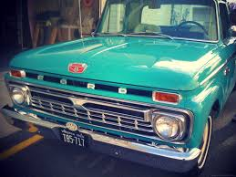100 Truck Rental Berkeley 1966 Ford F100 With A 352 V8 To Be Exact Ford Trucks