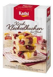 kirschkleckselkuchen fürs blech kathi blechkuchen
