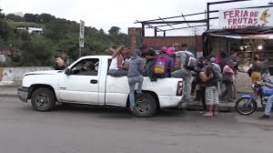 100 Use Trucks Dog Trucks Now Being Used To Transport People In Venezuela