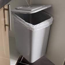poubelle cuisine pivotante poubelle de cuisine automatique tri selectif à pedale sous
