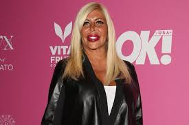 mob wives star drita d avanzo helps unveil big ang mural in