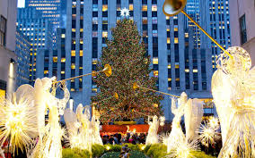 rockefeller center announces date of tree lighting