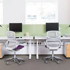 Generation by Knoll fice Chairs at Workstations