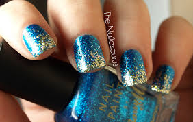 New Nail Design Ideas Stunning Glitter Nails Gel Polish Custom