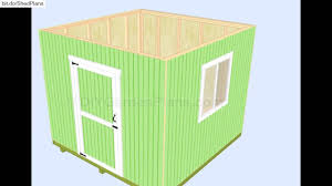 6x8 Saltbox Shed Plans by Shed Plans Pdf Instant Download Youtube